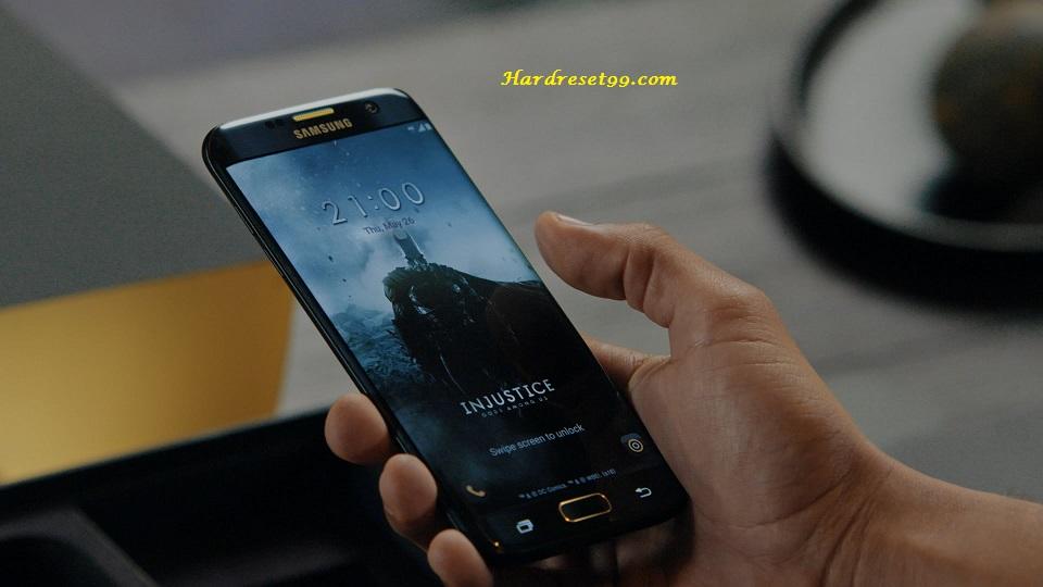 Samsung Galaxy S7 Edge Batman Edition Hard reset, Factory