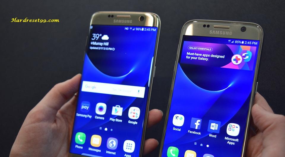 Samsung Galaxy S7 Hard reset, Factory Reset and Password