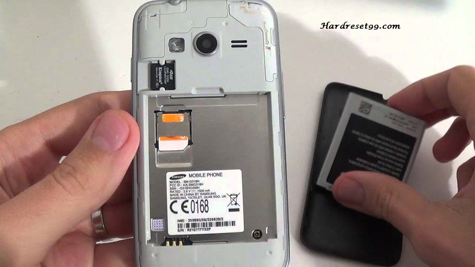 Samsung galaxy trend 2 lite duos hard reset factory reset and password recovery - Mobile samsung galaxy trend lite ...