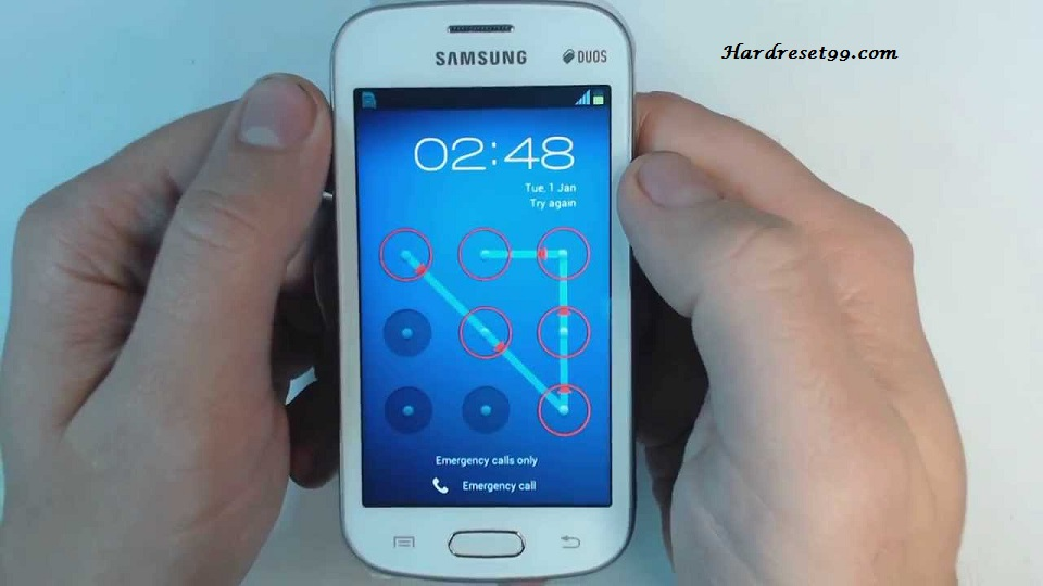 Samsung Galaxy Amp Hard reset, Factory Reset and Password Recovery