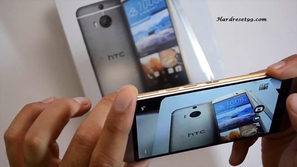 HTC One M9 Plus Hard reset, Factory Reset and Password Recovery