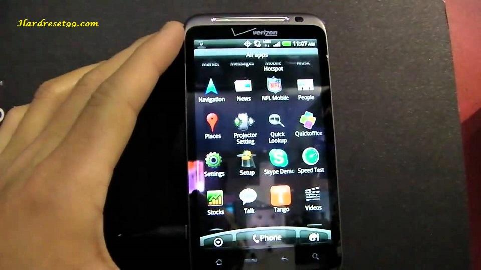 HTC ThunderBolt 4G most popular secret codes