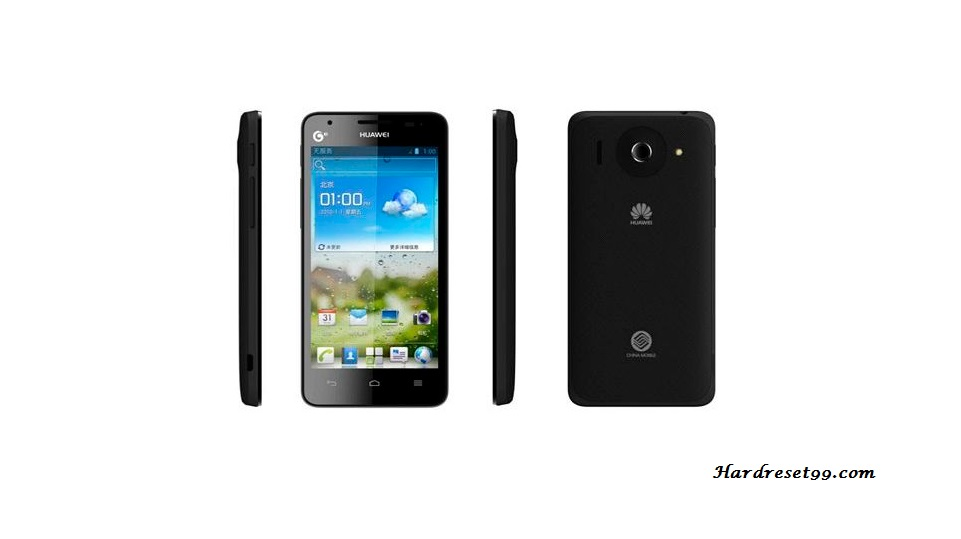 Huawei Ascend G520 Hard reset, Factory Reset and Password