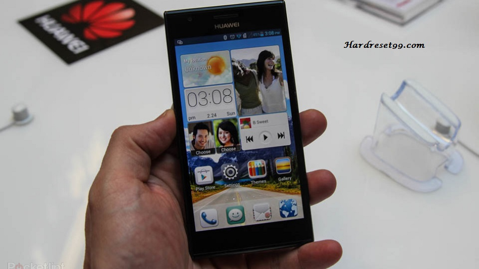 Huawei Ascend P2 Hard reset, Factory Reset and Password Recovery