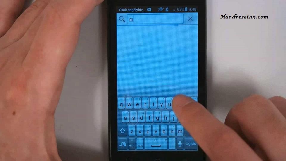 Huawei Ascend Y550 Hard reset, Factory Reset and Password