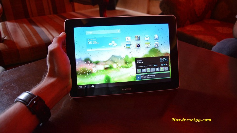 Huawei MediaPad 10 Link Hard reset, Factory Reset and Password Recovery