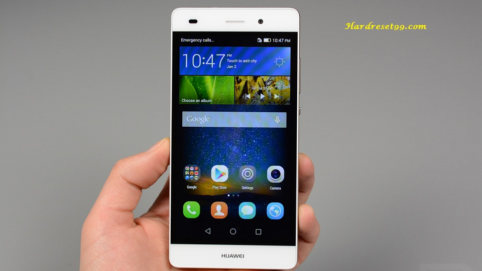 Huawei P8 Lite Hard Reset Factory Reset And Password Recovery
