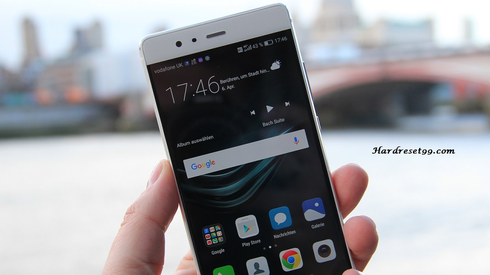 Huawei P9 Hard reset, Factory Reset and Password Recovery
