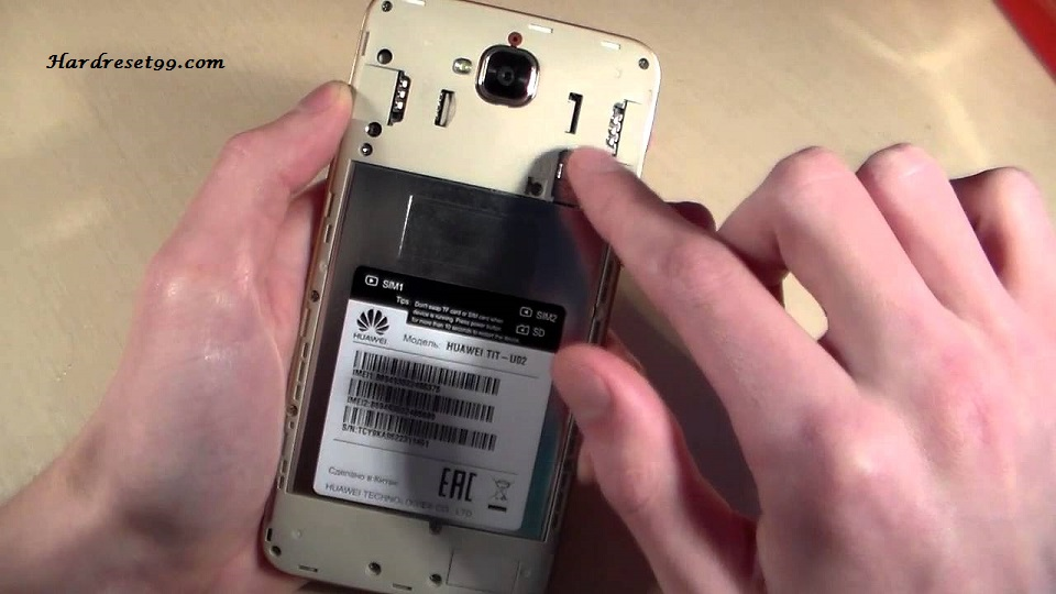 Huawei Y6 Pro Hard reset, Factory Reset and Password Recovery