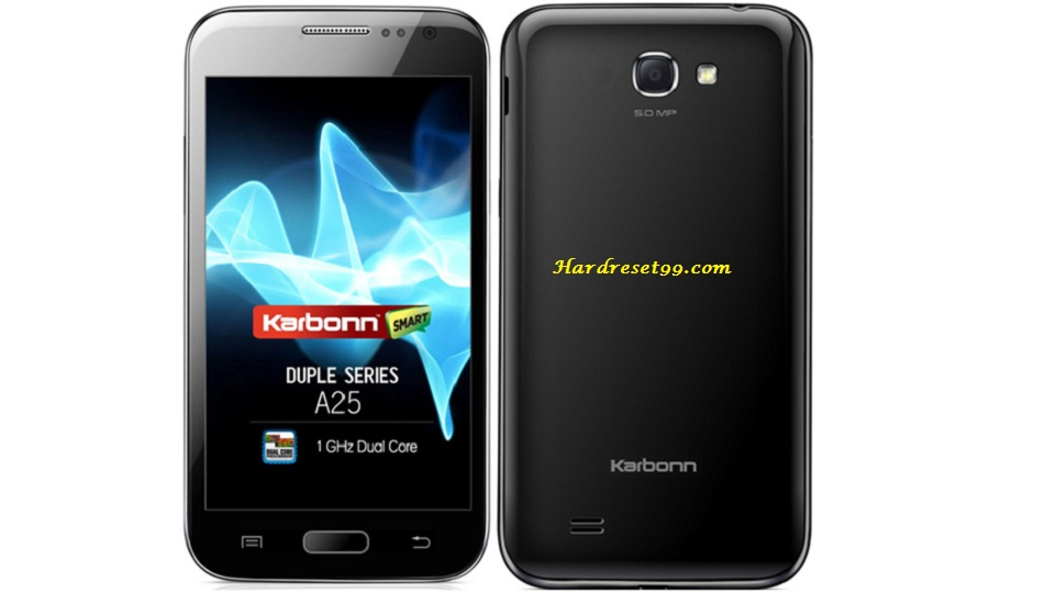 Karbonn A8 Star Hard Reset Factory Reset And Password