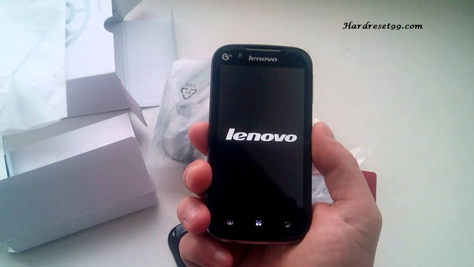 Lenovo A298t Hard reset, Factory Reset and Password Recovery
