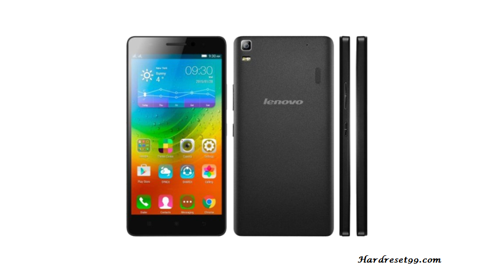 Lenovo A580 Pioneer Hard reset, Factory Reset and Password