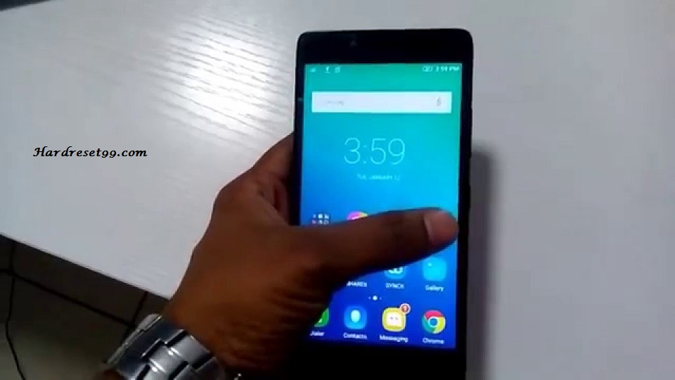 Lenovo A6010 Plus Hard Reset Factory And Password Recovery