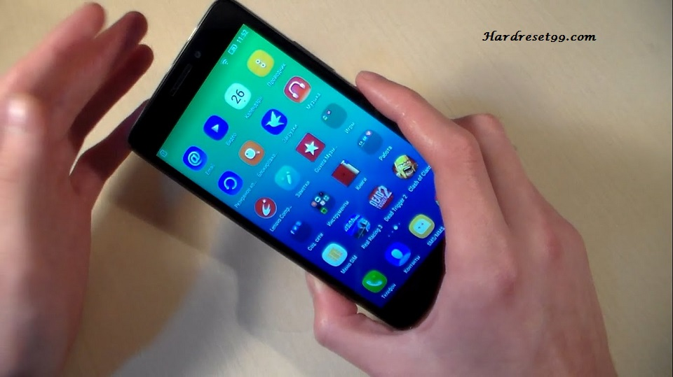 Lenovo A6010 Hard Reset Factory And Password Recovery
