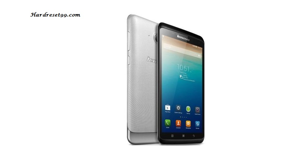 Lenovo A536 Hard reset, Factory Reset and Password Recovery