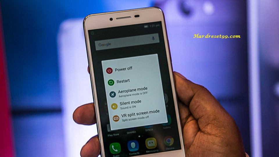 Lenovo Vibe K5 Hard reset, Factory Reset and Password Recovery