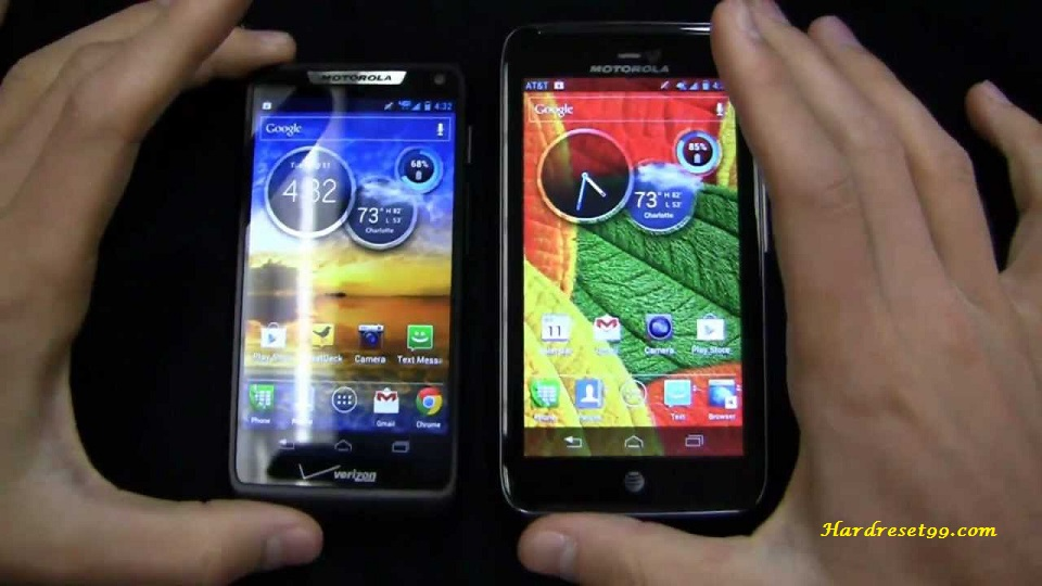 and how to factory reset a motorola atrix hd are
