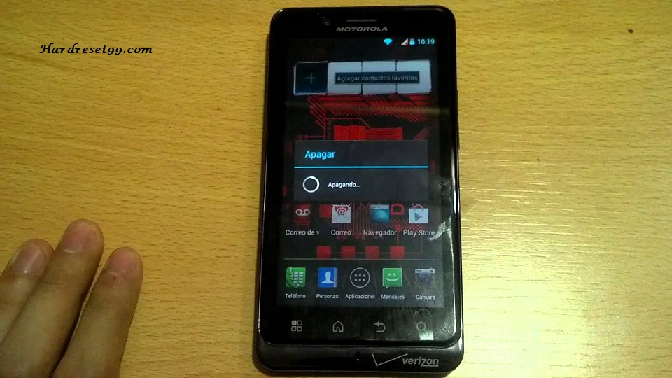 Motorola Bionic Hard Reset Factory Reset And Password