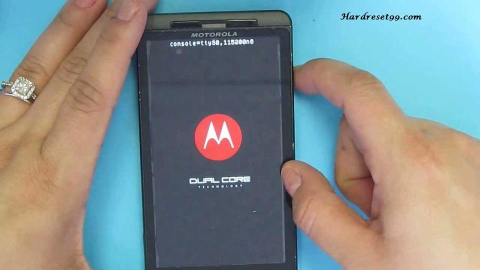 Motorola TC55 Hard reset, Factory Reset and Password Recovery