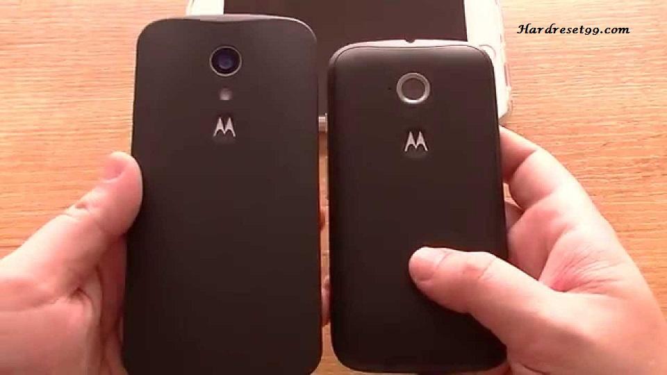Motorola Moto G 2015 Hard reset, Factory Reset and Password