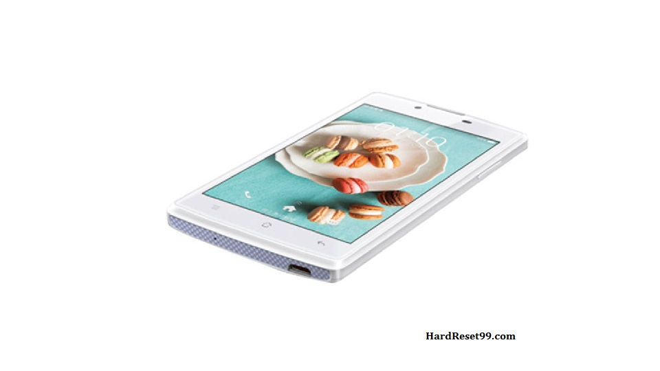 Oppo 1100 Hard reset, Factory Reset and Password Recovery