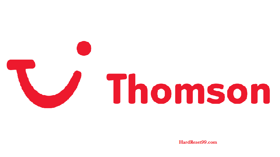 Thomson List - Hard reset, Factory Reset & Password Recovery