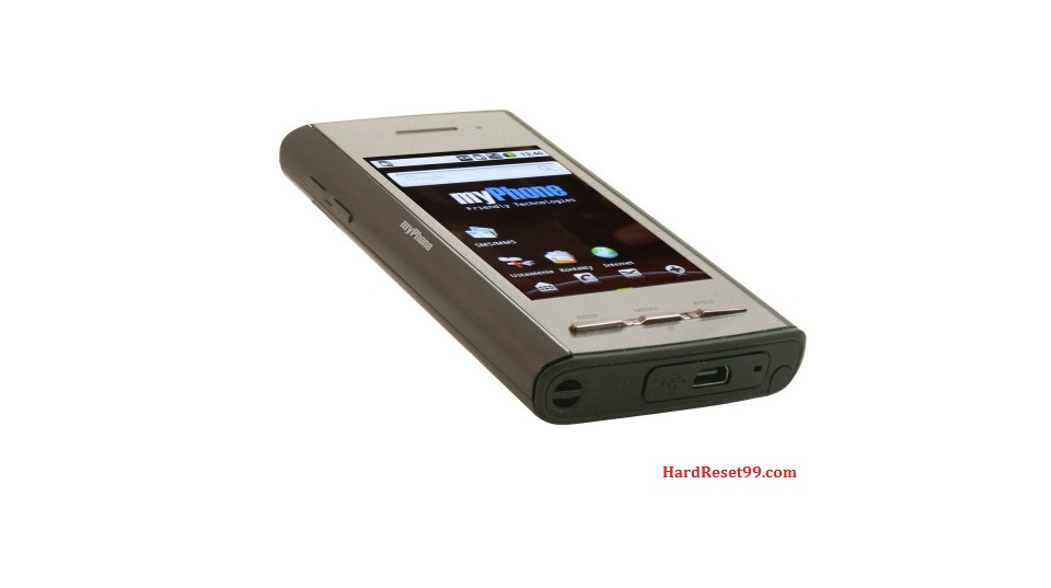 myPhone A210 Proxion Hard reset, Factory Reset and Password Recovery