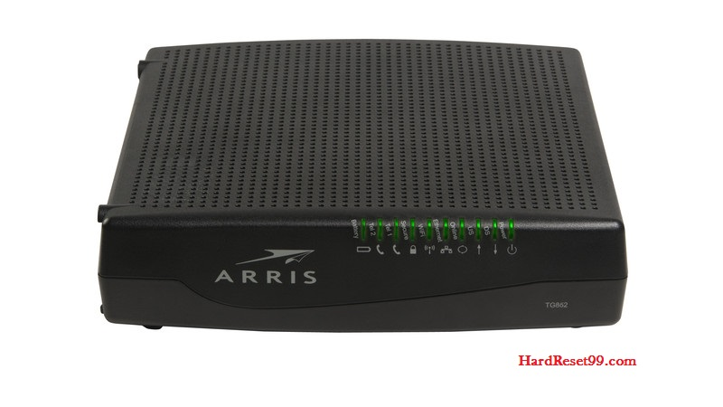 ARRIS Router Factory Reset – List