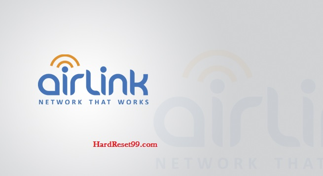 AirLink Router Factory Reset – List