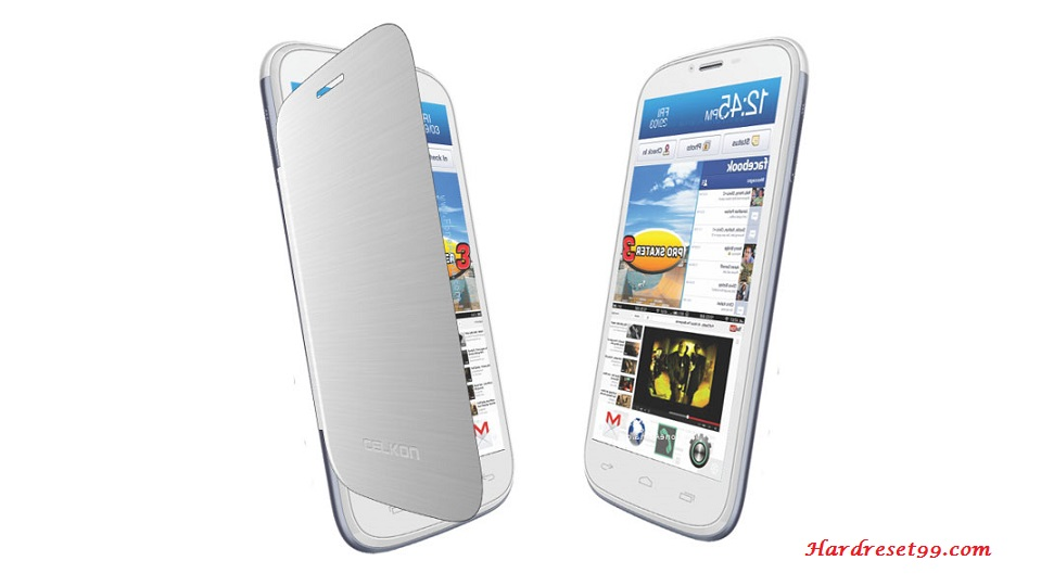 Celkon A119Q Signature HD Hard reset, Factory Reset and Password Recovery