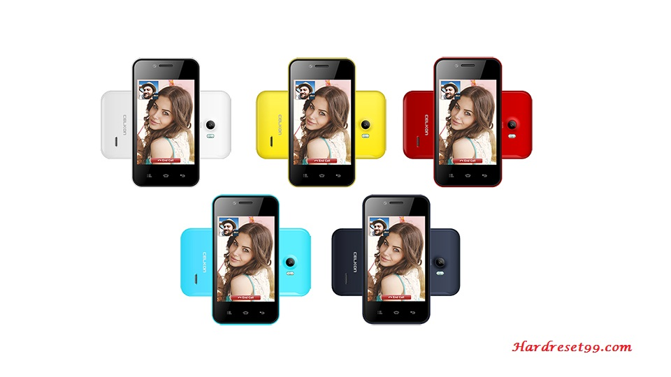 Celkon A355 Hard reset, Factory Reset and Password Recovery