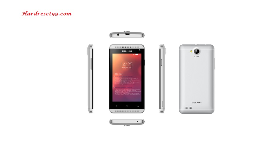 Celkon A402 Hard reset, Factory Reset and Password Recovery