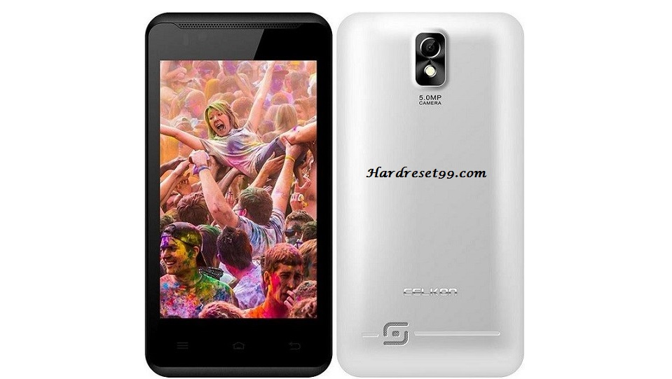Celkon A42 Hard reset, Factory Reset and Password Recovery
