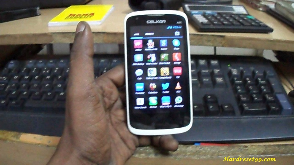 Celkon A97i Hard reset, Factory Reset and Password Recovery