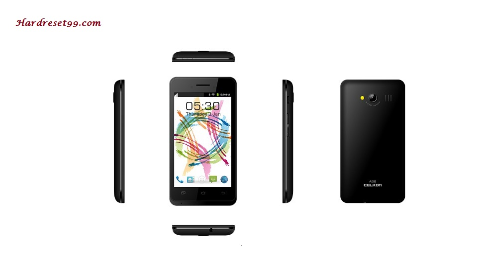 Celkon A98 Hard reset, Factory Reset and Password Recovery