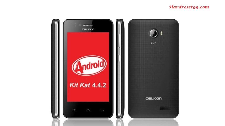 Celkon Campus Buddy A404 Hard reset, Factory Reset and Password Recovery