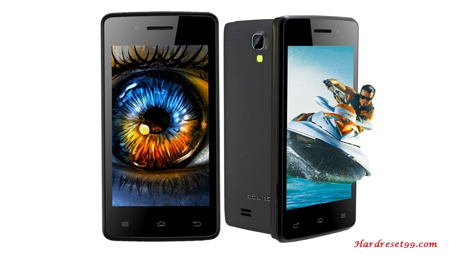 Celkon Campus Colt A401 Hard reset, Factory Reset and Password Recovery