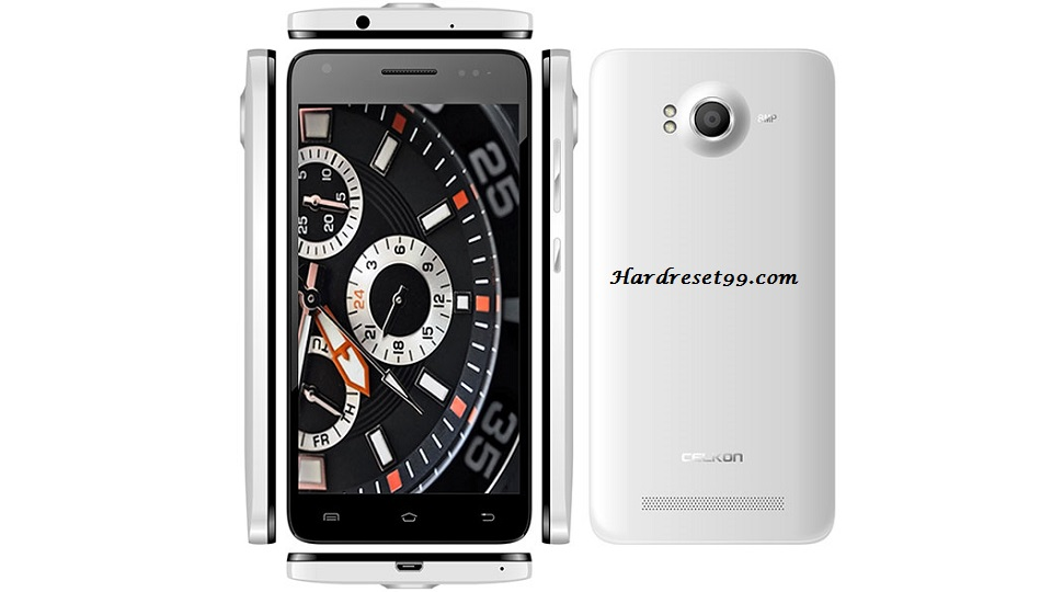 Celkon Millennia OCTA510 Hard reset, Factory Reset and Password Recovery