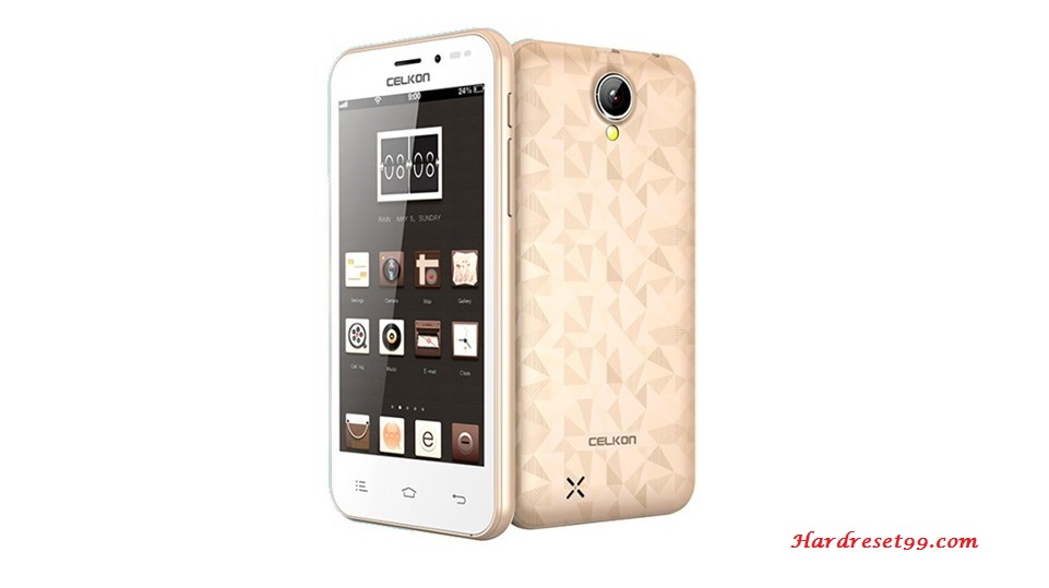 Celkon Q450 Hard reset, Factory Reset and Password Recovery