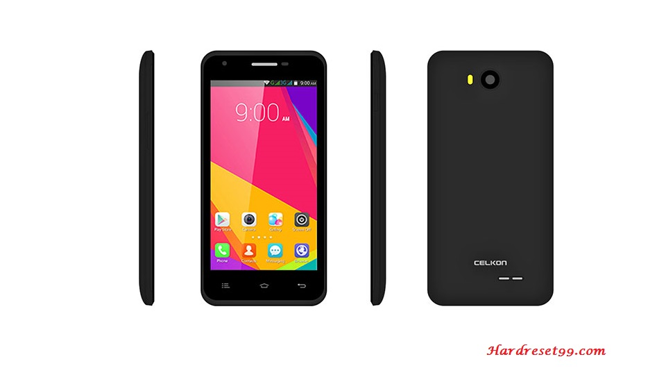 Celkon Q452 Hard reset, Factory Reset and Password Recovery