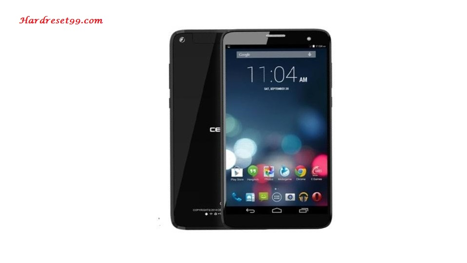 Celkon Xion s CT695 Hard reset, Factory Reset and Password Recovery
