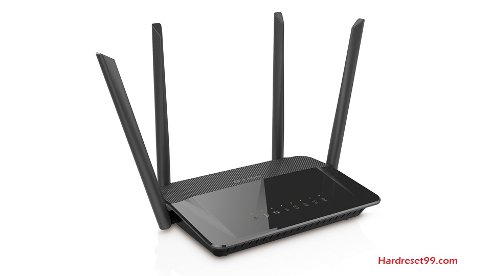 how to get to dlink router settings