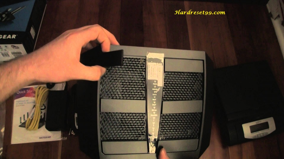 NETGEAR AC3000 Router - How to Reset to Factory Defaults Settings