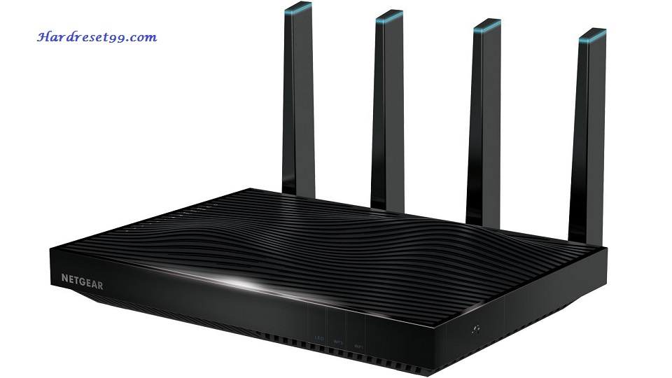 NETGEAR AC5300 Router - How to Reset to Factory Defaults Settings