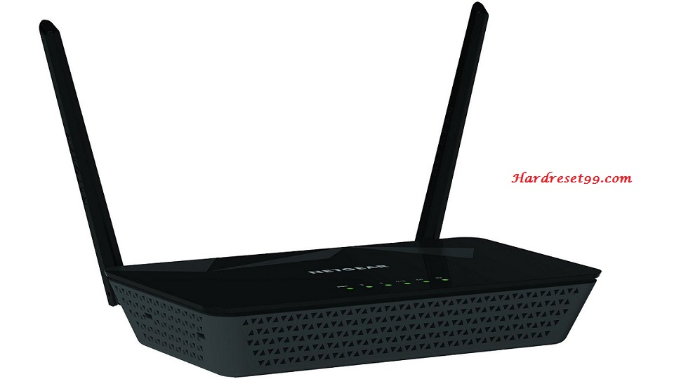 NETGEAR DB AC Router - How to Reset to Factory Defaults Settings