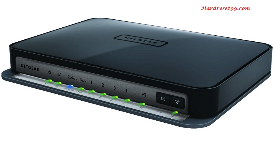 NETGEAR N750 WNDR4300 Router - How to Reset to Factory