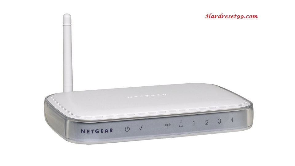 NETGEAR WGT624 Router - How to Reset to Factory Defaults Settings
