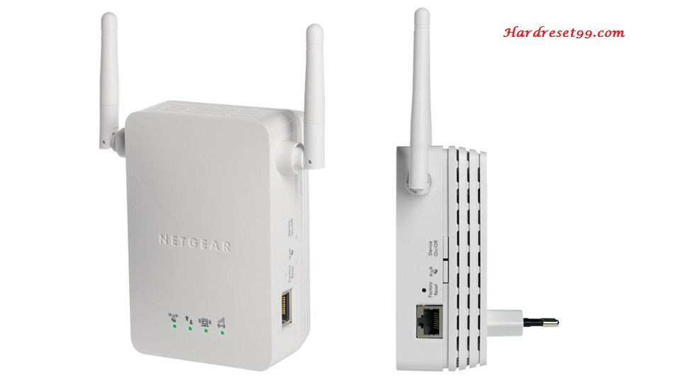 NETGEAR WN3000RP Router - How to Reset to Factory Defaults Settings