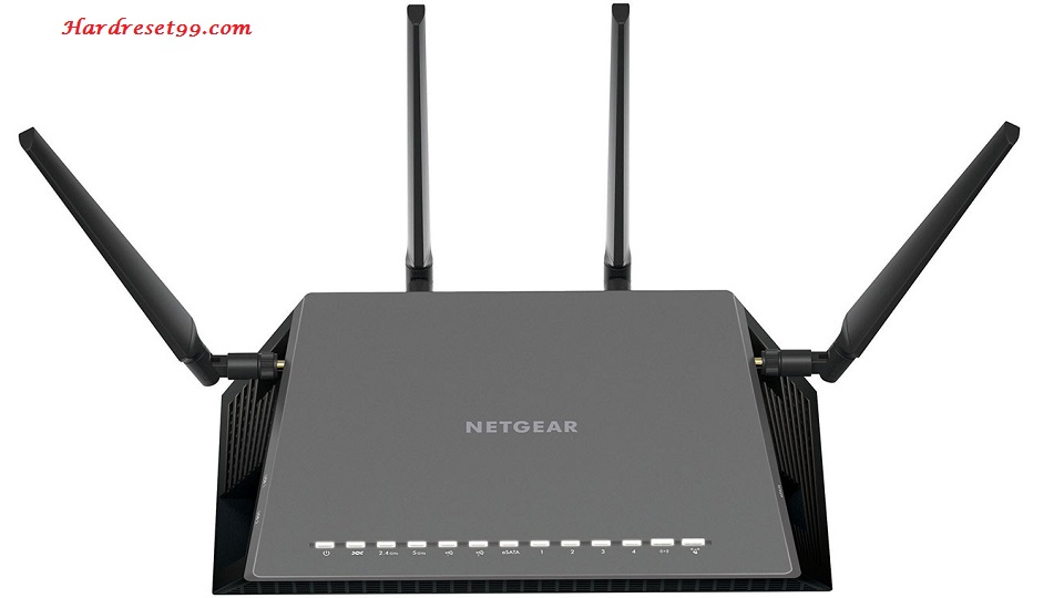 NETGEAR X4S Router - How to Reset to Factory Defaults Settings