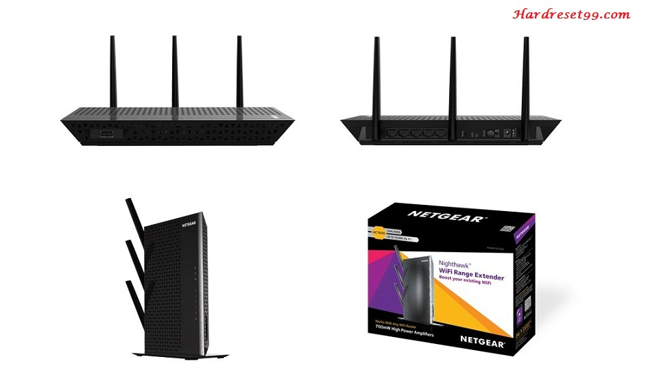NetGear Ex7000 Router - How to Reset to Factory Defaults Settings